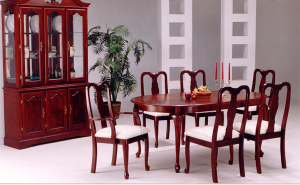 queen anne cherry finish side chair size x 17 5 d x 39 h